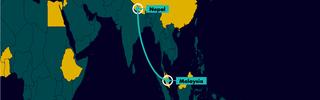 Corridor Nepal - Malaysia.png